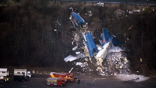British Midland 737 crash