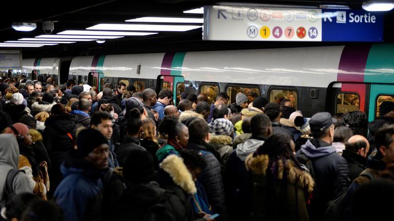 grèves SNCF RATP comdecrise