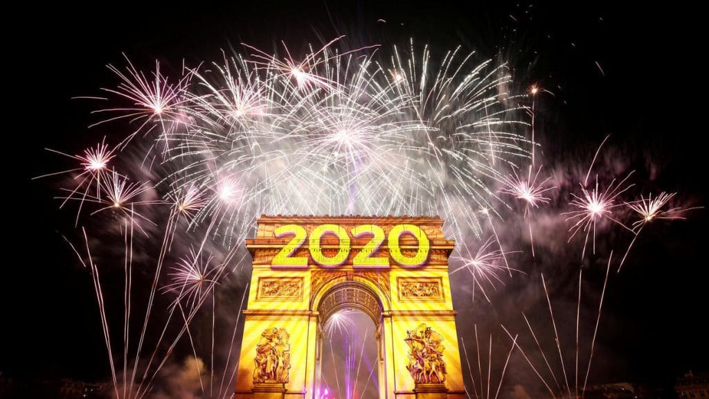 feu artifice 2020